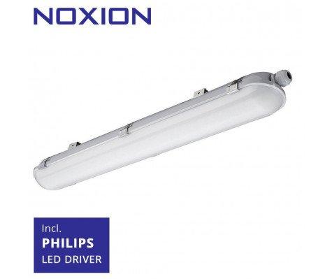 Noxion Waterdicht LED TL Armatuur Standaard 60cm 4000K 2400lm | Vervangt 2x18W