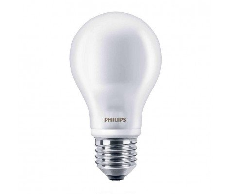 Philips Classic LEDbulb E27 A60 7W 827 Matt | Replaces 60W