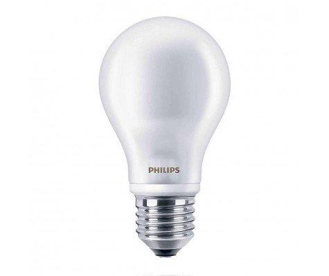 Philips Classic LEDbulb E27 A60 7W 827 Matt   Vervangt 60W