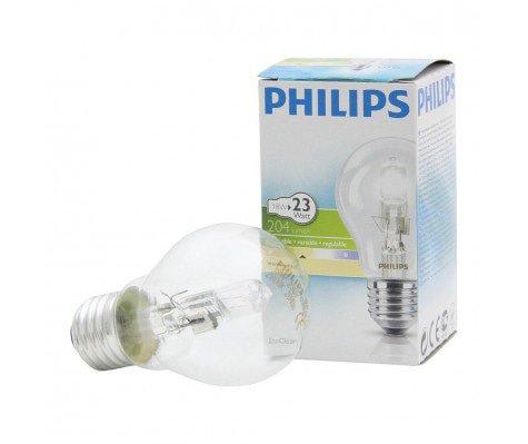 Philips EcoClassic 18W E27 230V A55 Helder