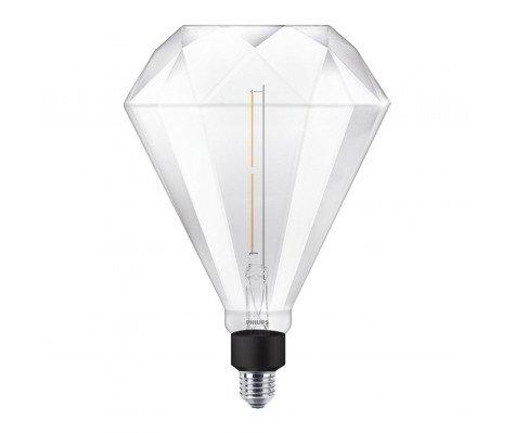 Philips LED Diamond Giant E27 4W 830 | Dimbaar - Vervanger voor 35W