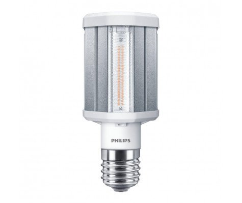 Philips TrueForce LED HPL E40 42W 830 Clear | Warm White - Replaces 200W