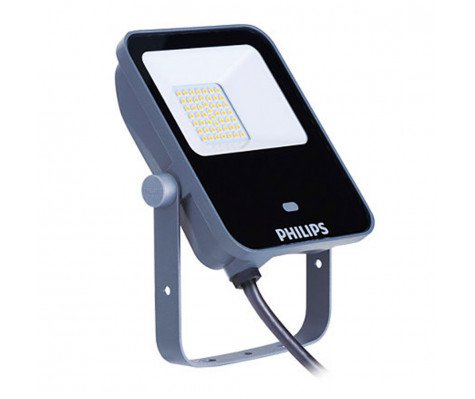 Philips LEDinaire LED Breedstraler BVP154 10W 1050lm 840 | Koel Wit – Sensor – Incl. Controller – Symmetrisch