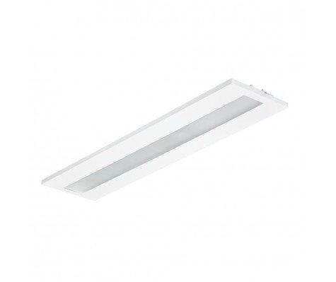 Philips CoreLine RC134B LED Paneel 30x120cm 3000K 3700lm DALI OC | Vervangt 2x36W