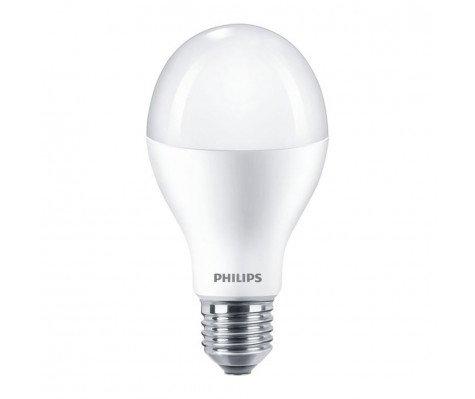 Philips CorePro LEDbulb E27 A67 18.5W 827 Mat   Vervangt 120W