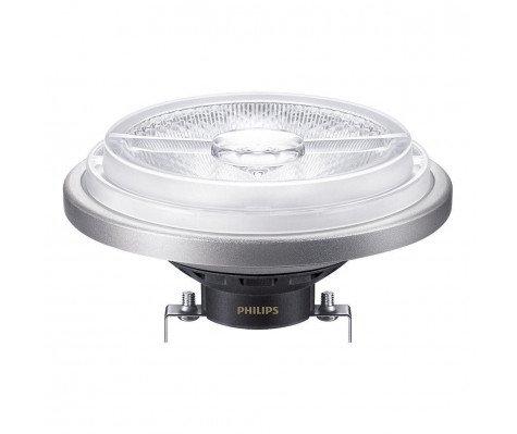 Philips LEDspot LV G53 AR111 12V 20W 840 40D MASTER   Dimbaar - Vervangt 100W