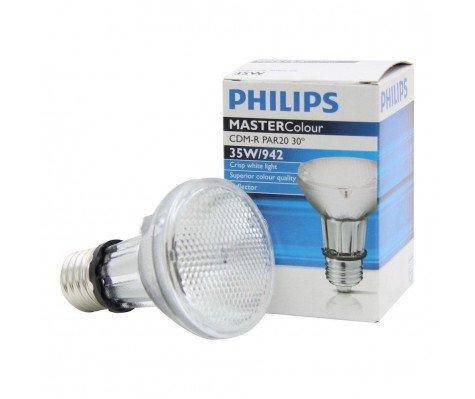 Philips MASTERColour CDM-R 35W 942 E27 PAR20 30D
