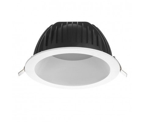 Noxion LED Downlight Opto IP40 4000K 2200lm Ø200mm | DALI Dimbaar