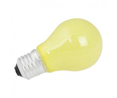 Classic E27 15W 230V Yellow