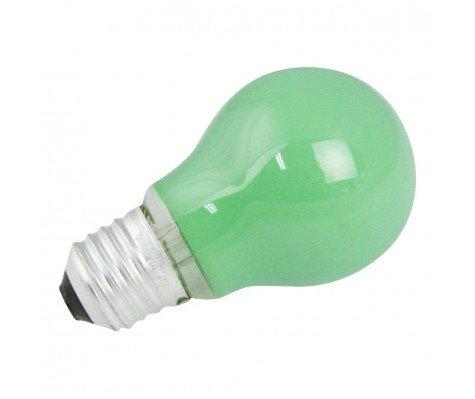 GlobalLux Classic E27 15W 230V Green