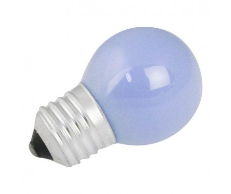 Lustre E27 15W 230V Blue