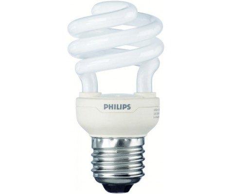 Philips TORNADO ESaver T2 12W 827 E27 220-240V