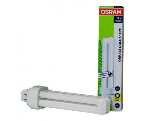 Osram Dulux D/E 18W 830