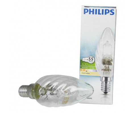 Philips EcoClassic 42W E14 230V BW35 Clear