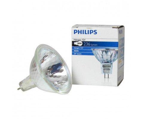 Philips Brilliantline Dichroic 20W GU5.3 12V MR16 24D - 14611