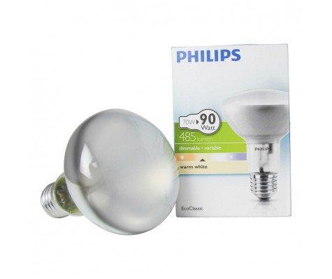 Philips EcoClassic 70W E27 230V R80 25D