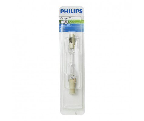 Philips Plusline ES Compact 120W R7s 230V Helder - 78mm