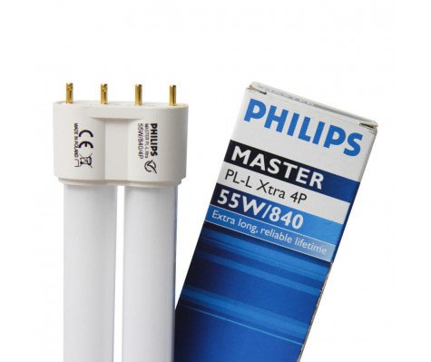 Philips PL-L Xtra 55W 840 4P MASTER | 4-Pin