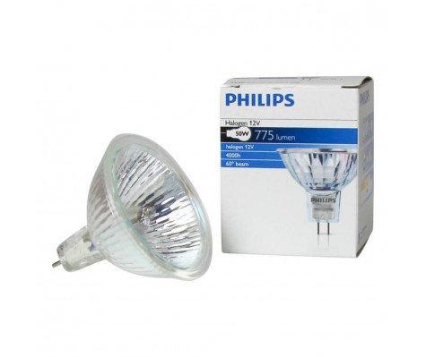 Philips Brilliantline Dichroic 50W GU5.3 12V MR16 60D