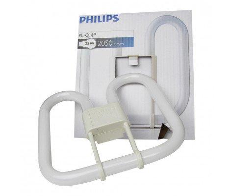 Philips PL-Q 28W 830 4P MASTER | 4-Pin