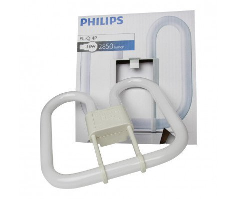 Philips PL-Q 38W 835 4P MASTER | 4-Pin