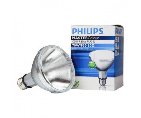 Philips MASTERColour CDM-R Elite 70W 930 E27 PAR30L 10D