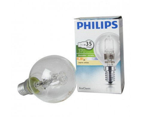 Philips EcoClassic 28W E14 230V P45 Clear