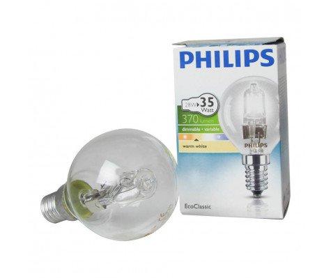 Philips EcoClassic Lustre 28W E14 230V P45 Helder