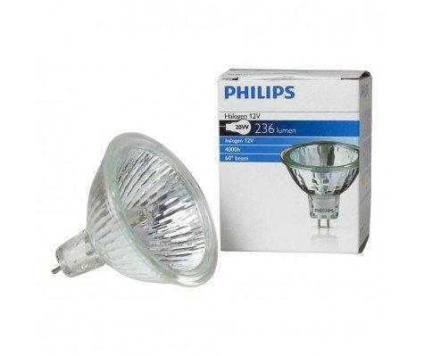 Philips Brilliantline Dichroic 20W GU5.3 12V MR16 60D