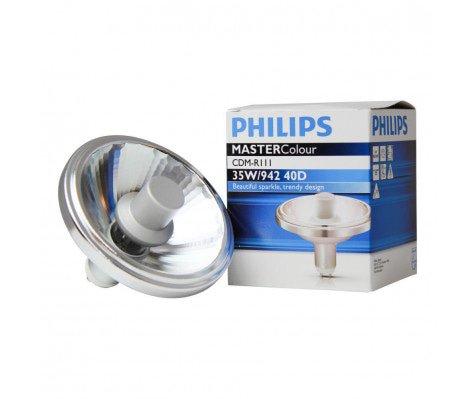Philips MASTERColour CDM-R111 35W 942 GX8.5 40D