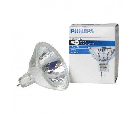 Philips Brilliantline Dichroic 50W GU5.3 12V MR16 24D