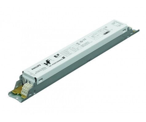 Philips HF-P 218/236 TL-D III 220-240V 50/60 Hz HF-PERFORMER III TL-D