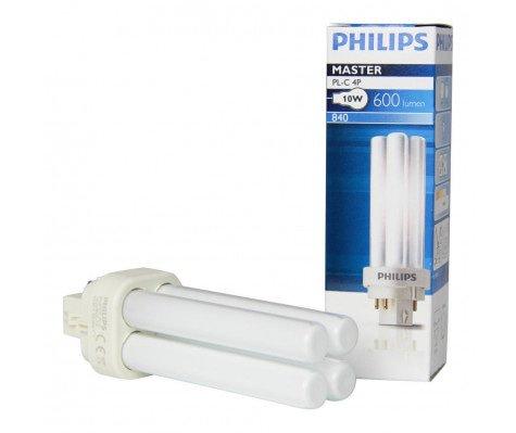 Philips PL-C 10W 840 4P (MASTER)