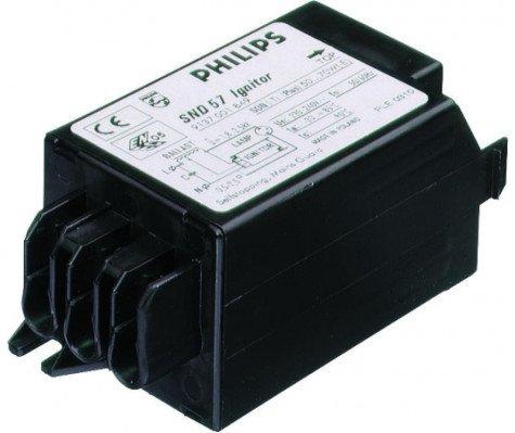 Philips SND 57 220-240V 50/60Hz 50/70W
