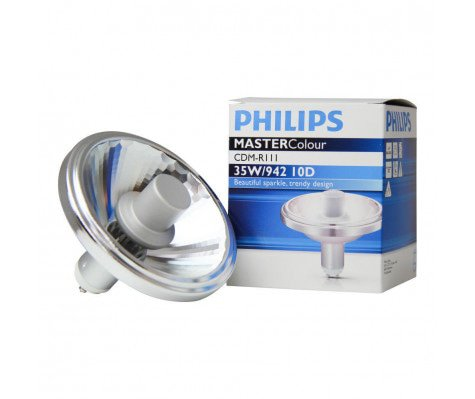 Philips MASTERColour CDM-R111 35W 942 GX8.5 10D