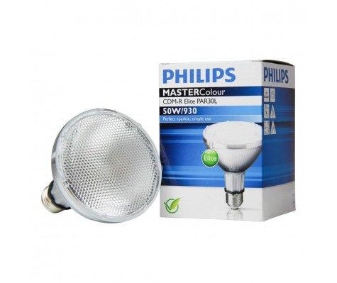 Philips MASTERColour CDM-R Elite 50W 930 E27 PAR30L 40D