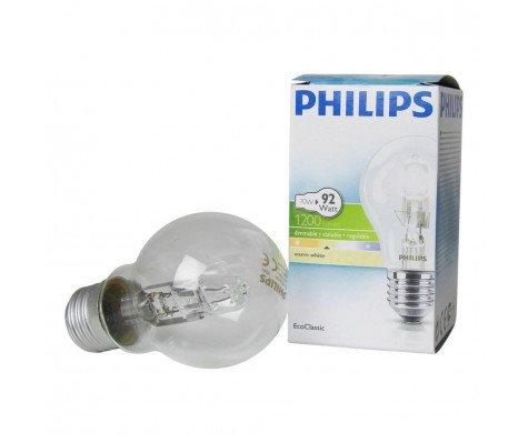 Philips EcoClassic 70W E27 230V A55 Helder