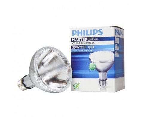 Philips MASTERColour CDM-R Elite 35W 930 E27 PAR30L 10D
