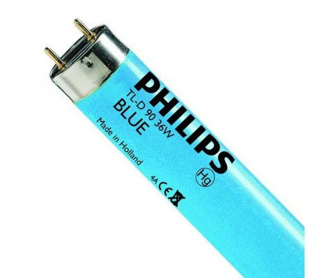 Philips TL-D Colored 36W Blue 1SL/25