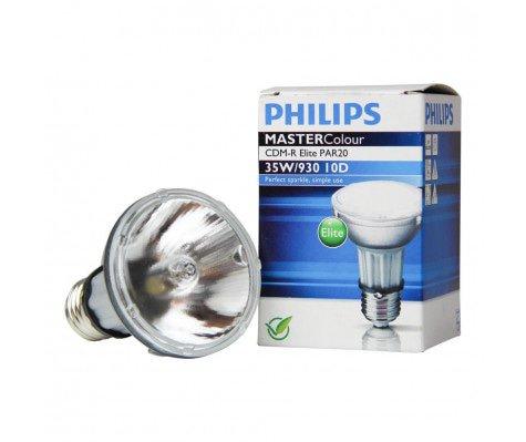 Philips CDM-R Elite 35W 930 E27 PAR20 10D (MASTERColour)