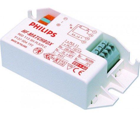 Philips HF-Matchbox 118 SH PL-C/PL-T 1x18W