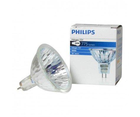 Philips Brilliantline Dichroic 50W GU5.3 12V MR16 36D