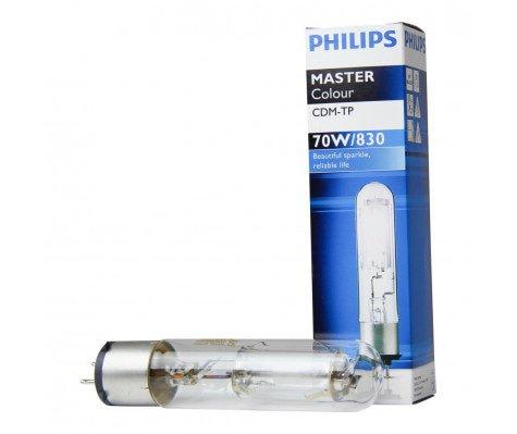 Philips MASTERColour CDM-TP 70W 830 PG12-2