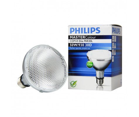 Philips CDM-R Elite 50W 930 E27 PAR30L 30D (MASTERColour)
