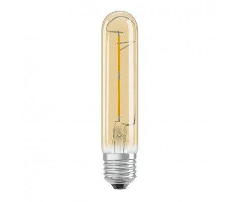 Osram Vintage 1906 LED E27 Tubular 2.8W 824 Goud | Vervangt 20W