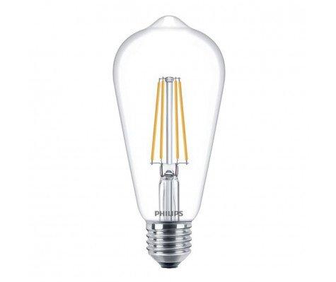 Philips Classic LEDBulb 7-60W 827 E27 Clear ST64