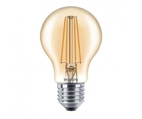 Philips Classic LEDBulb 7.5-48W 820 E27 Gold Dimbaar