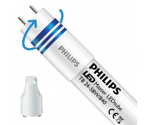 Philips LEDtube UN UO 24W 840 150cm MASTER | Vervangt 58W