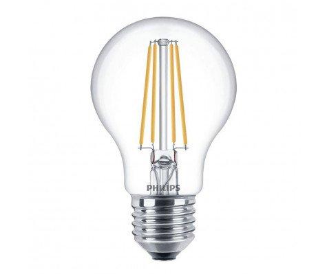 Philips Classic LEDBulb 7-60W 827 E27 Clear