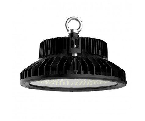 Noxion LED Highbay Concord G2. 200W 4000K CRI>80 90° DALI Black (400W eqv.)
